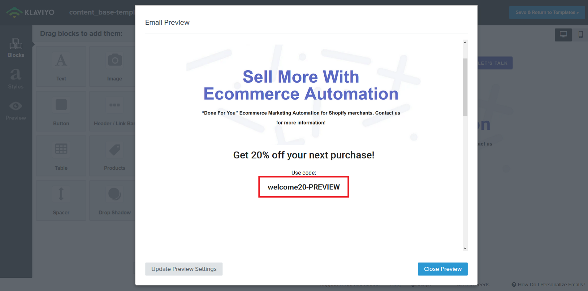 how-to-create-a-coupon-code-in-klaviyo_11
