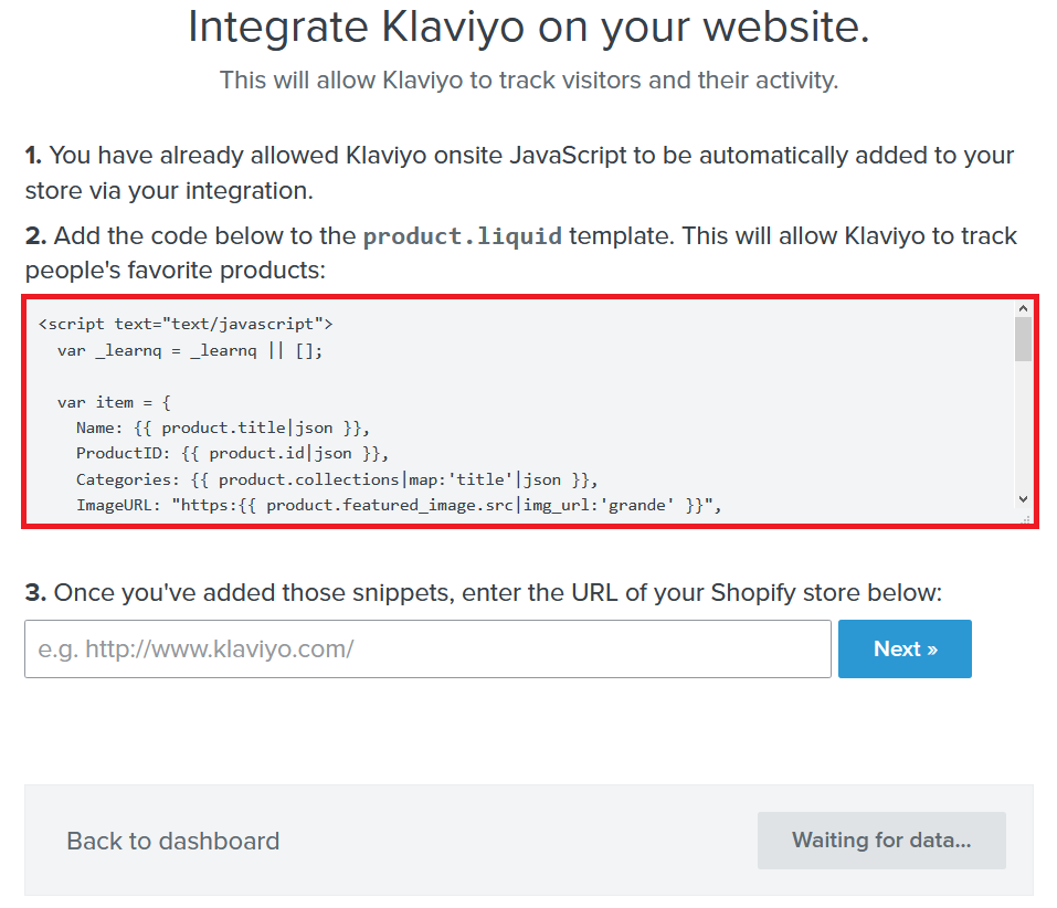 how-to-integrate-klaviyo-with-shopify_12
